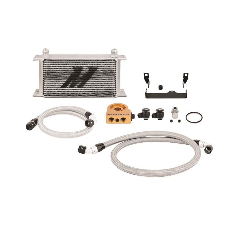 Zestaw chłodnica oleju MISHIMOTO Subaru WRX/STi 2006-2007 Thermostatic - GRUBYGARAGE - Sklep Tuningowy